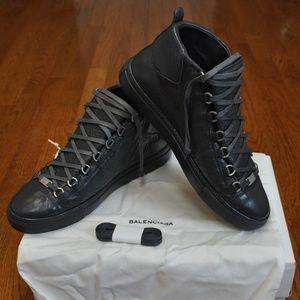 Balenciaga Arena Gray Sneaker 43  11